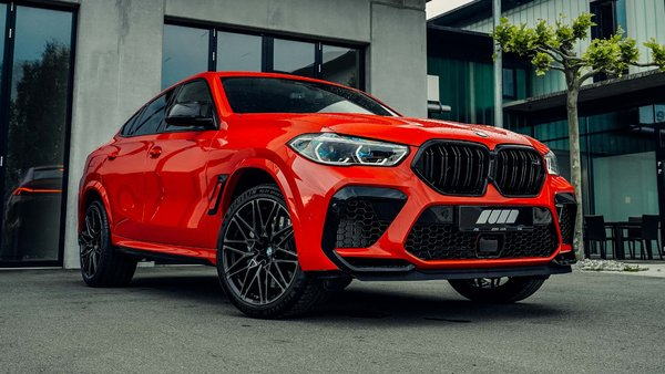Bmw X6 M X6 M Competition Lce Performance